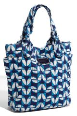 Marc By Marc Jacobs Pretty Nylon - Little Tate Printed Tote - Lyst