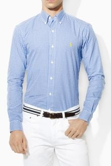 Polo Ralph Lauren Cotton Poplin Sport Shirt - Lyst