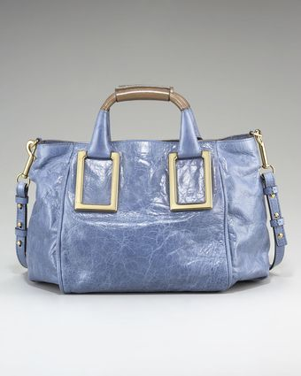 Chloé Ethel Satchel, Medium - Lyst