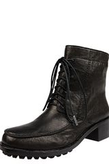 Elizabeth And James Lug-sole Bootie - Lyst