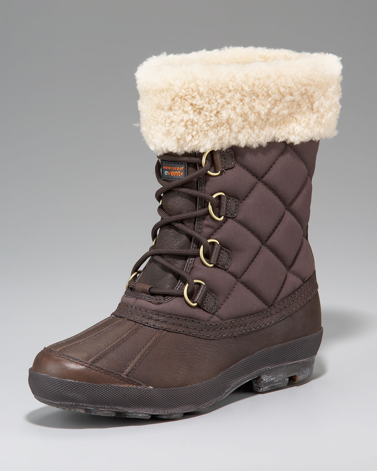 ugg boot outer material