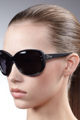 Dior Bengale Sunglasses in Black (panther black brn) - Lyst