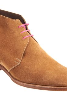 Crockett & Jones Chukka Boot - Lyst