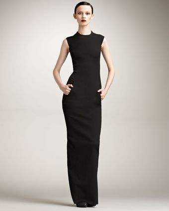 Rick Owens Long Dovima Dress - Lyst