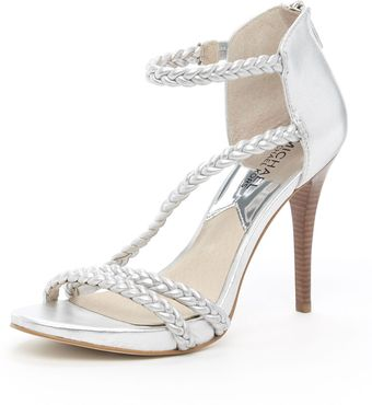 Michael by Michael Kors Alexa High Sandal - Lyst