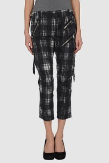 Balmain 34length Trousers - Lyst