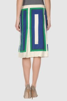 Celine 3 4 Length Skirts - Lyst