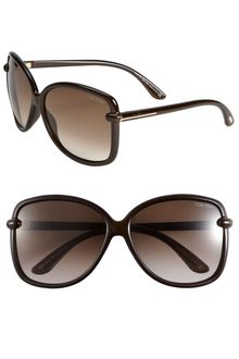 Tom Ford Callae Sunglasses - Lyst