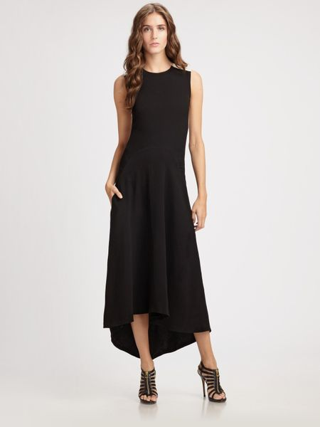 Diane Von Furstenberg Gabriella Dress in Black - Lyst