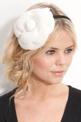 Cara Accessories Extra Large Camellia Headband - Lyst