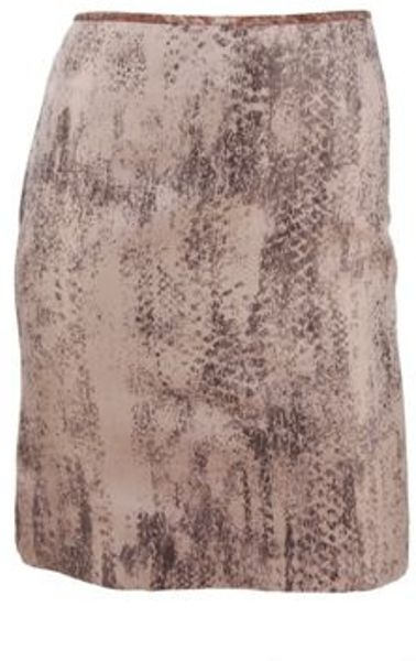 Reed Krakoff Skirt in Purple (rosesmk) - Lyst
