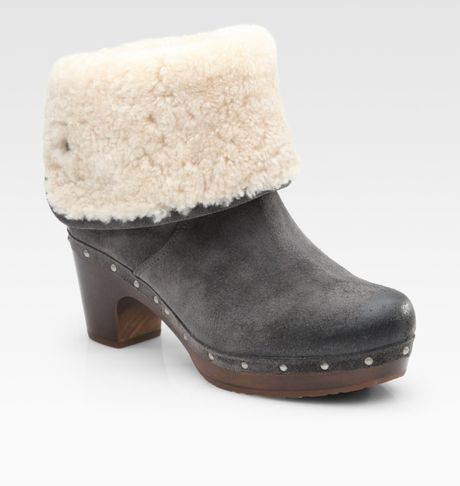 ugg clog boots zappos