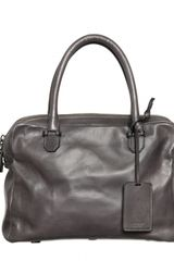 A Brand Apart Buffalo Leather Bag - Lyst
