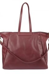 Ai_ Big Sac Leather Shoulder Bag - Lyst