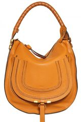 Chloé Medium Marcie Hobo Shoulder Bag - Lyst