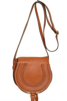 Chloé Small Marcie Crossbody Shoulder Bag - Lyst