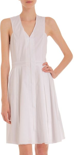 Derek Lam Swing Dress - Lyst