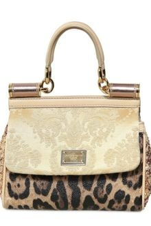 Dolce & Gabbana Mini Miss Sicily Top Handle - Lyst