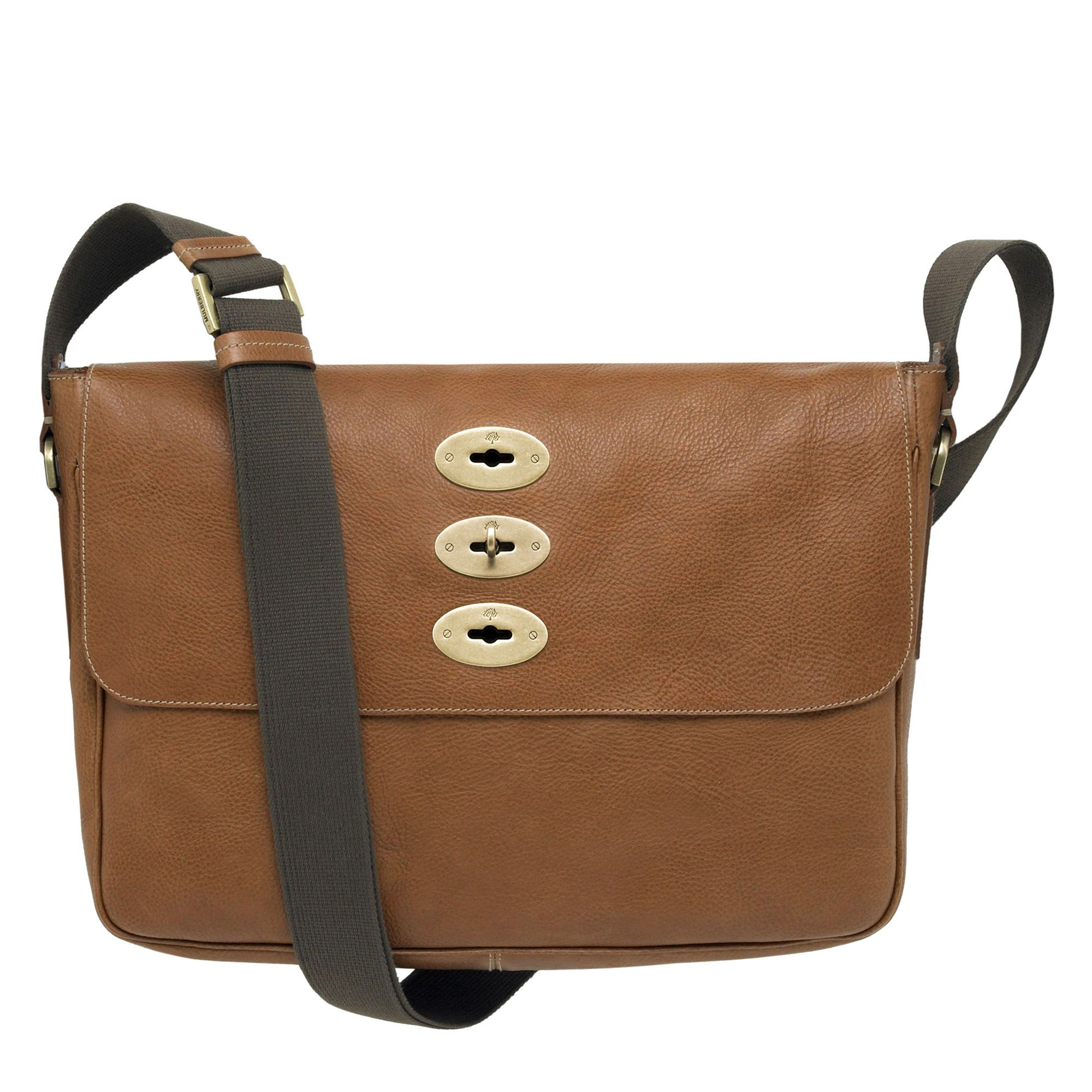 e3692bf231 Mulberry Brynmore Laptop Messenger Bag in Brown for Men - Lyst