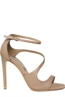 Stella McCartney 100mm Eco Leather Sandals - Lyst