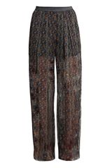 Theyskens' Theory Poug Trousers - Lyst