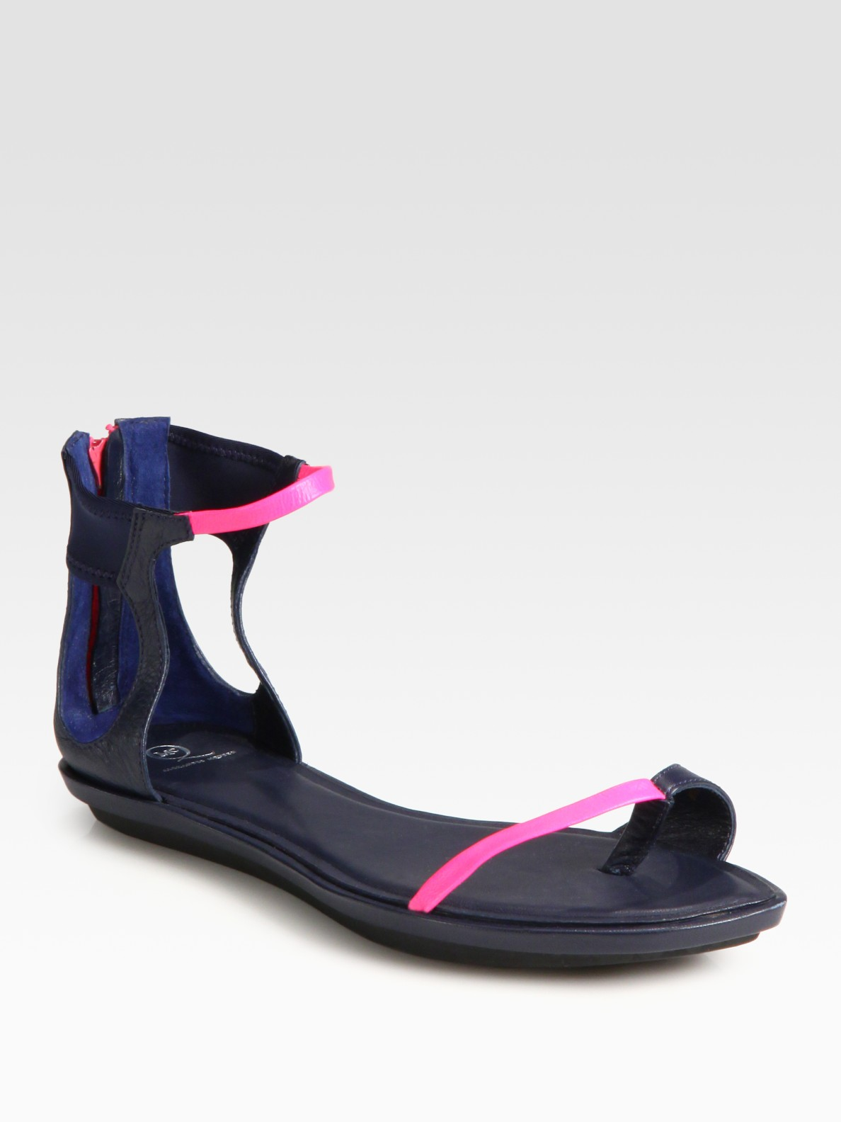 Sandale Entredoigt Alexander Mcqueen yDht21ThX0