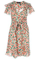 Sonia Rykiel Printed Dress - Lyst