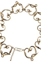 Aurelie Bidermann Venenum Necklace - Lyst