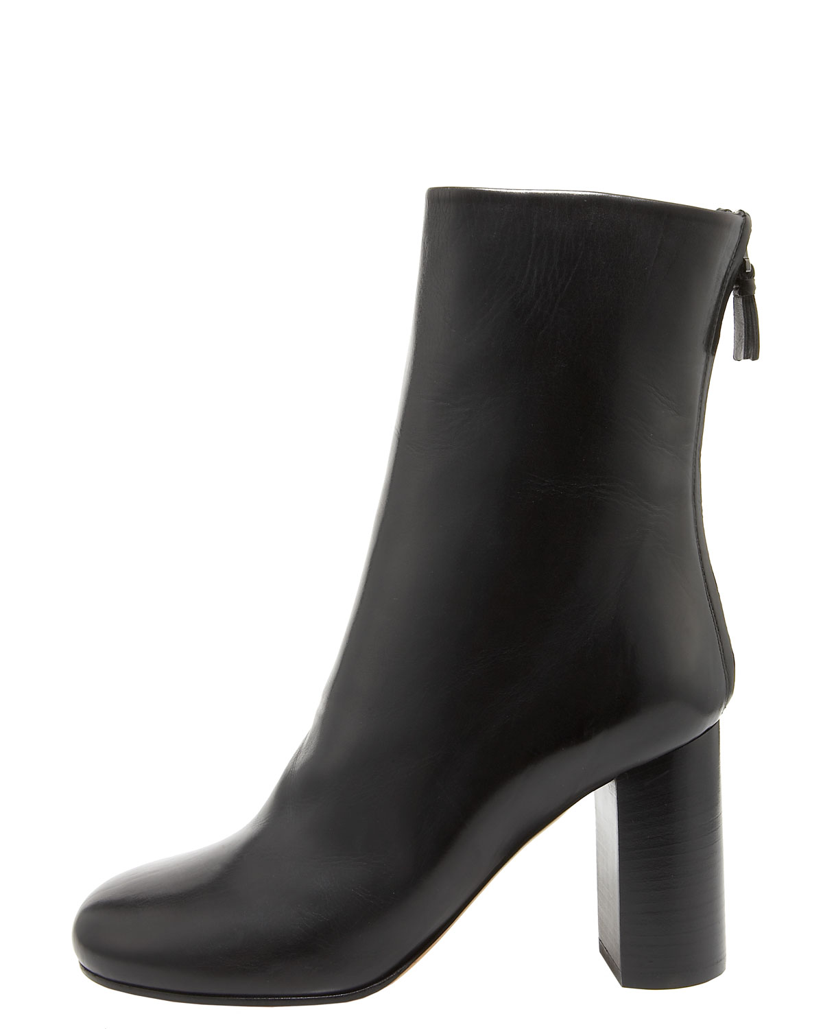 Chloé Leather Zip Ankle Boots professional online DIG8D