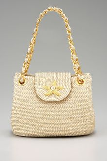 Eric Javits Mini Star Shoulder Bag - Lyst