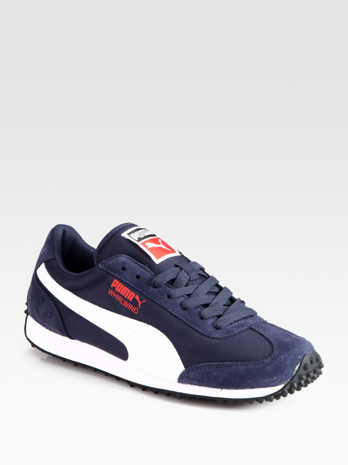 93a5bc71b6482c Lyst - PUMA Whirlwind Classic Sneakers in Blue for Men