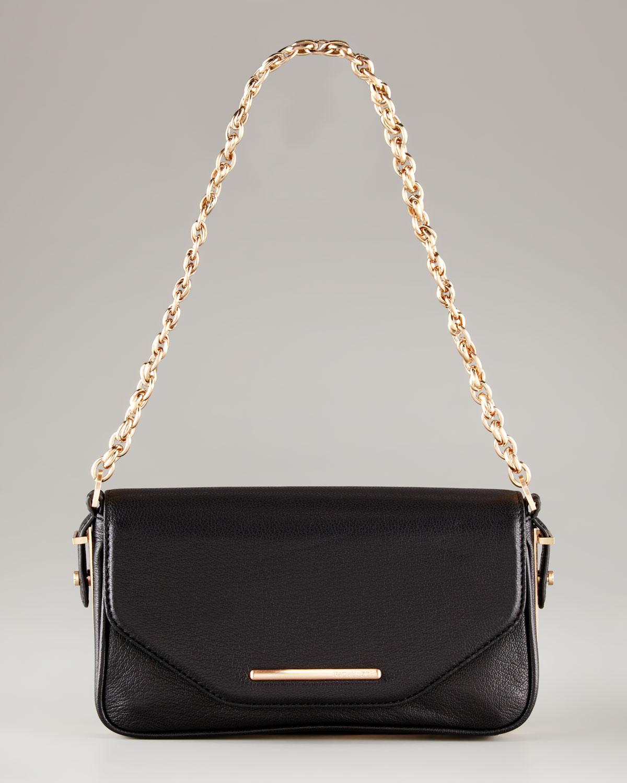 Black Handbag Chain Handle Handbags 2018