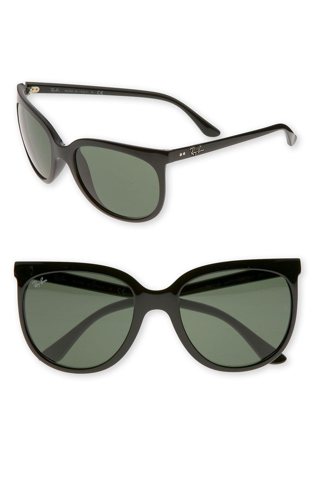 ray ban retro cat eye sunglasses. Black Bedroom Furniture Sets. Home Design Ideas