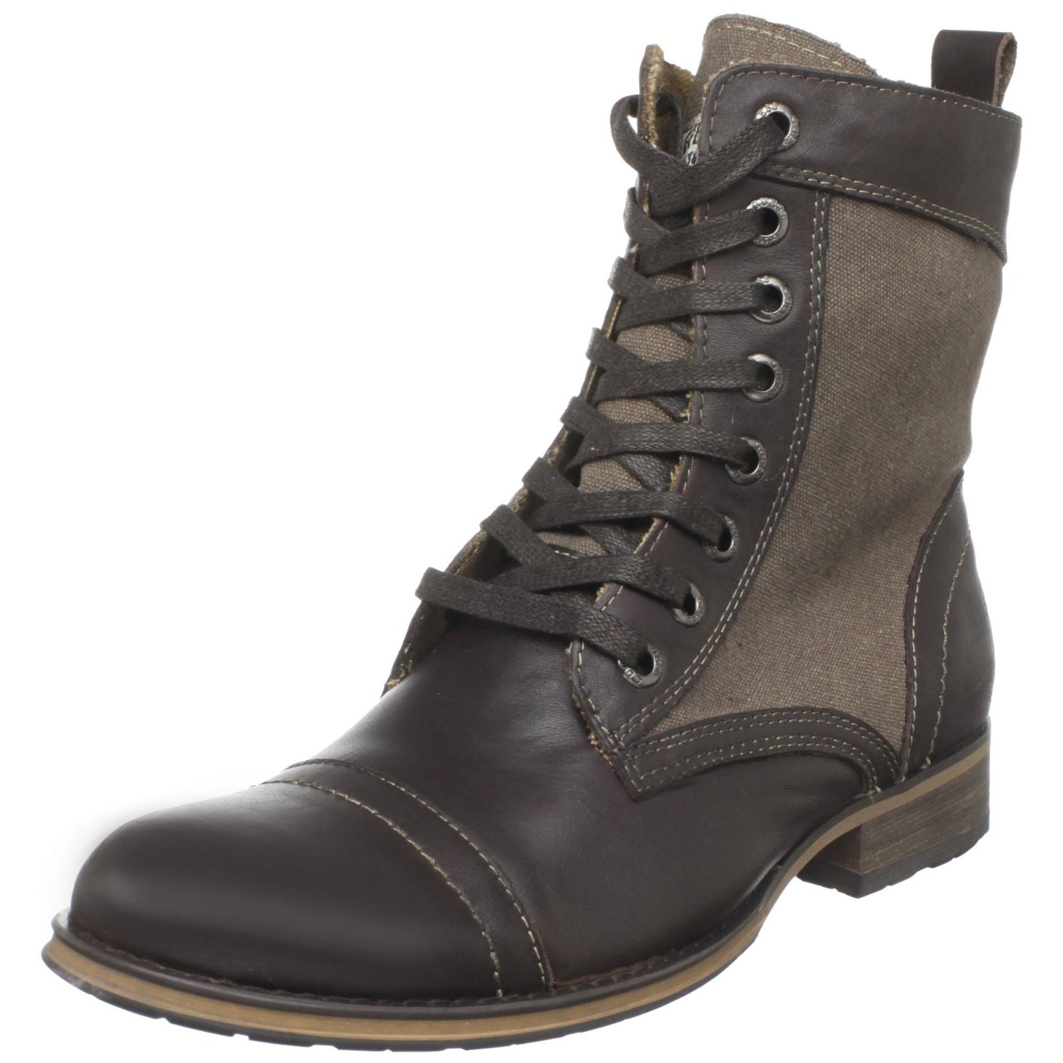 Guess Mens Alfred Boot In Brown For Men Lyst