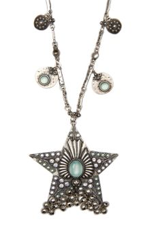 Mango Touch Ethnic Style Necklace - Lyst