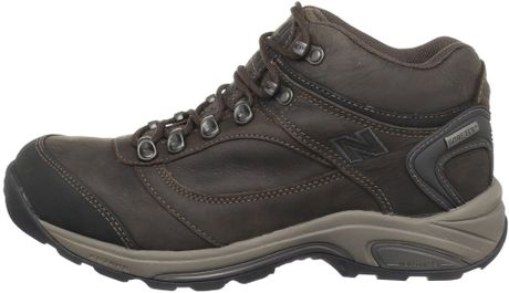 new balance mens mw978 walking shoe in brown for men  lyst