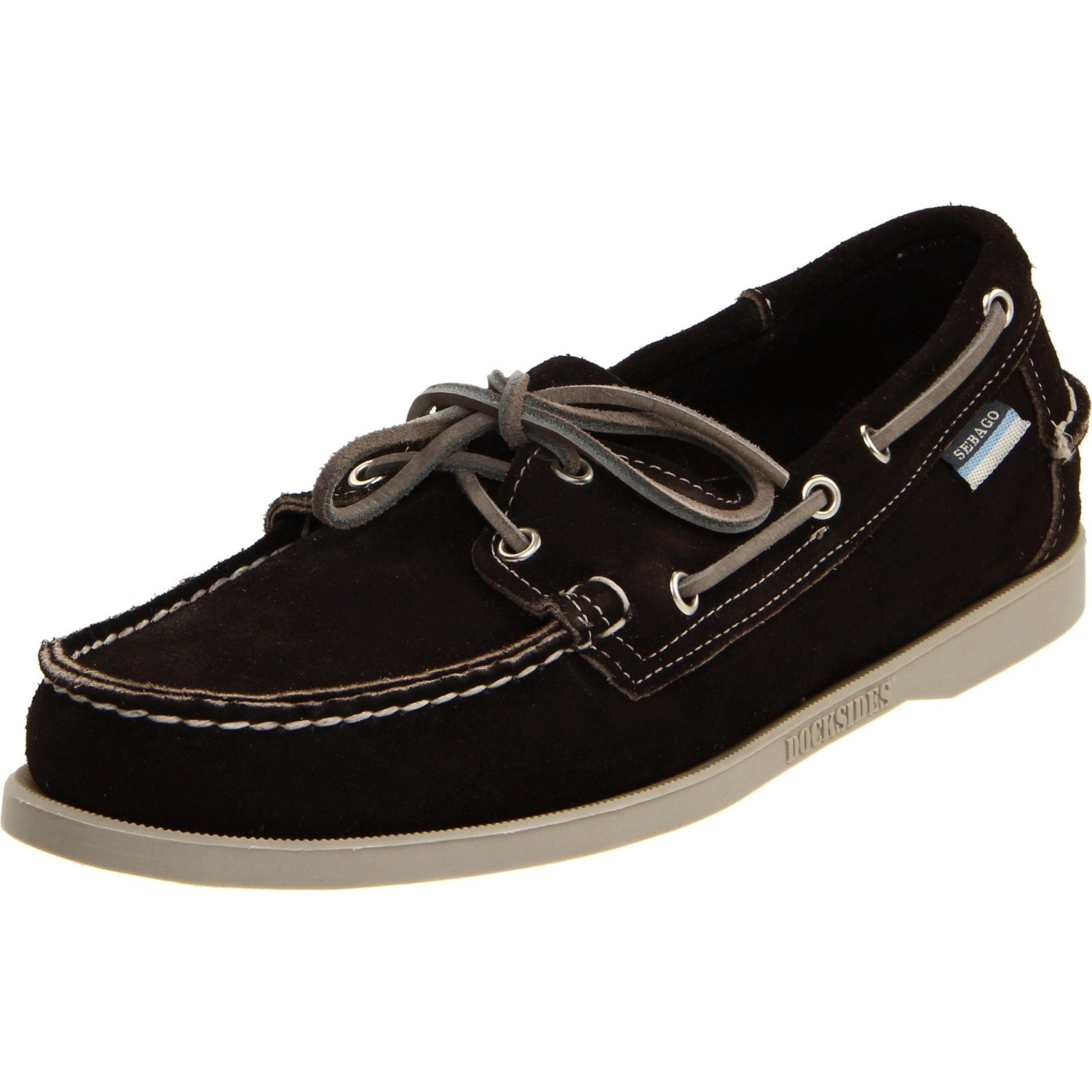 All Black Timberland Boat Shoes