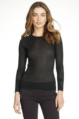 Tory Burch Adrienne Sweater - Lyst