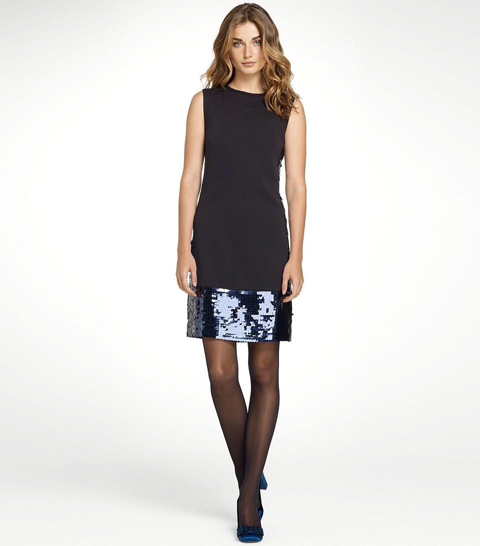 Tory Burch Sequin Dress