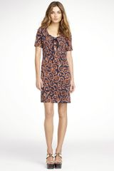 Tory Burch Kaylyssa Dress - Lyst