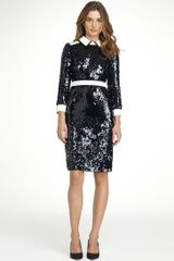Tory Burch Naomi Dress - Lyst
