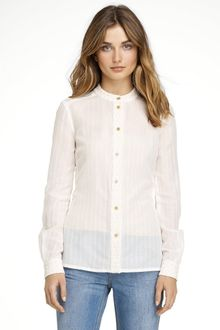 Tory Burch Mora Blouse - Lyst