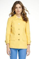 Tory Burch Darrion Jacket - Lyst