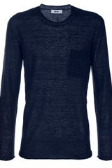 Acne Kurt Top - Lyst