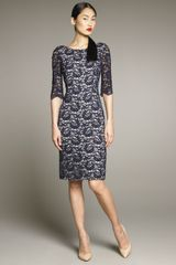 Erdem Cecile Lace Dress - Lyst