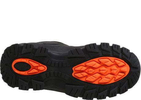 Red Wing Worx By Shoes Womens Black Steel Toe Athletic Low Hiker in