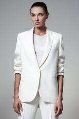 Stella McCartney Boyfriend Jacket - Lyst