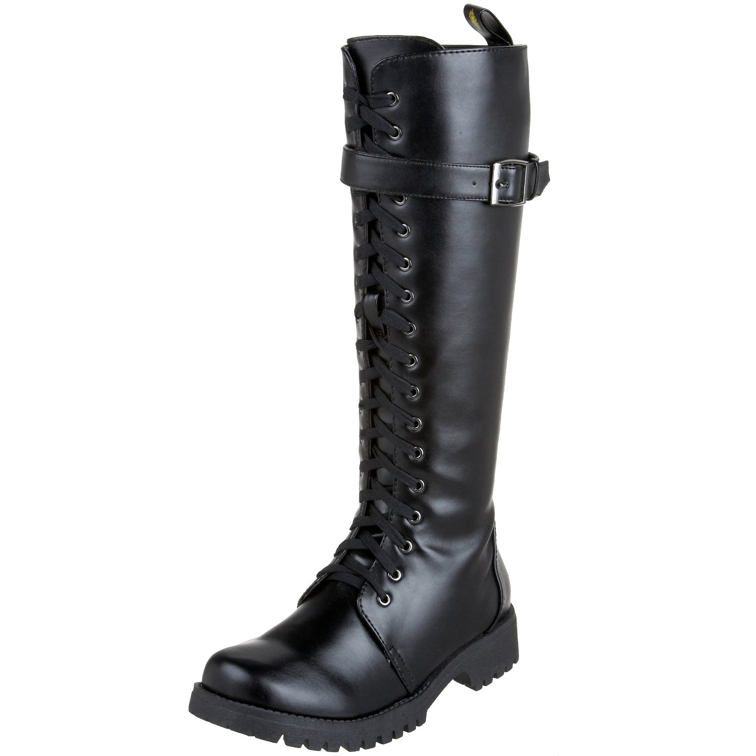 Beautiful Military Shoes Military Army Women S Combat Boots Black Women Lace Up