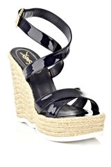 Yves Saint Laurent Saint Malo Wedges - Lyst