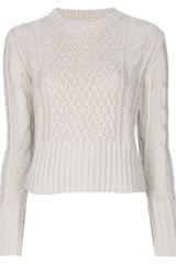 Acne Lia Cable Jumper